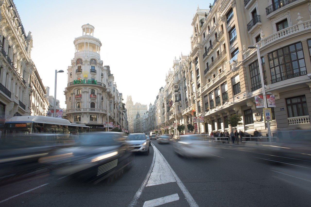 coches madrid